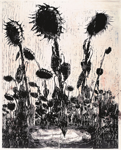 Kiefer_A_Girasoles-Tournesols_1996-402x500